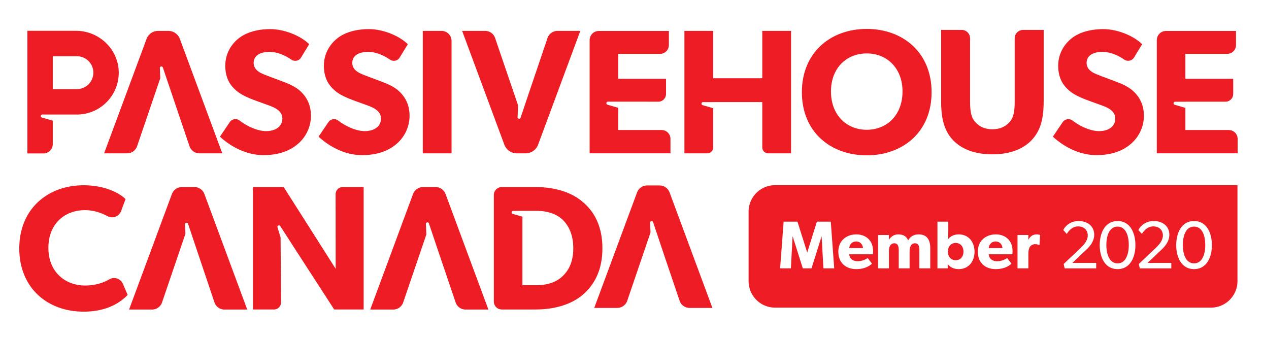 Viewmax logo Passive House Canada