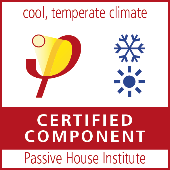 viewmax logo passive house institute